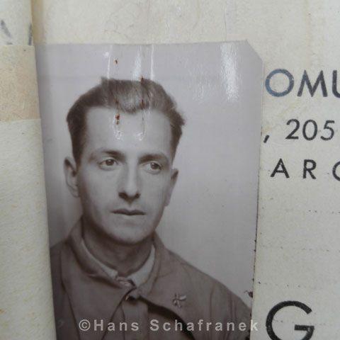 Bruno Weingast Dauerausstellung Fort de Breendonk