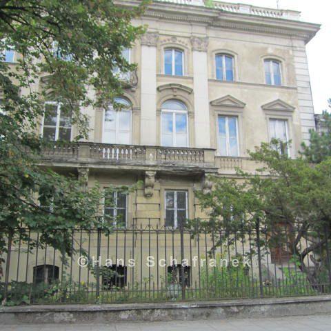 Leszyński-Palast